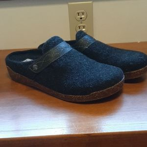 Earth Origins Aurora Janet Felt Slip On Clogs